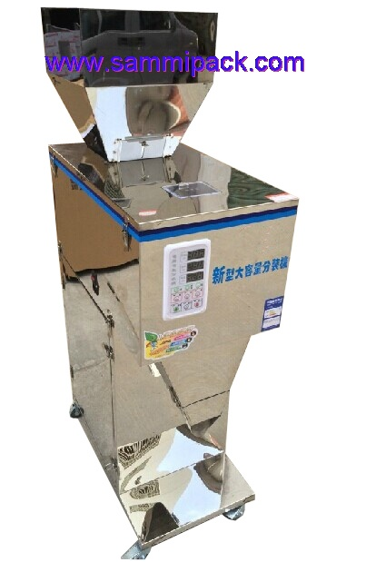 Volumetric Grain Medicine Power tea weighing machine