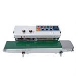 Solid ink band sealing machine with digital counter