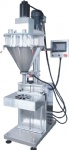 Touch Screen semi-automatic Powder filling machine